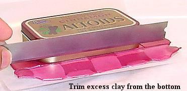 мастер-класс по полимерной глине