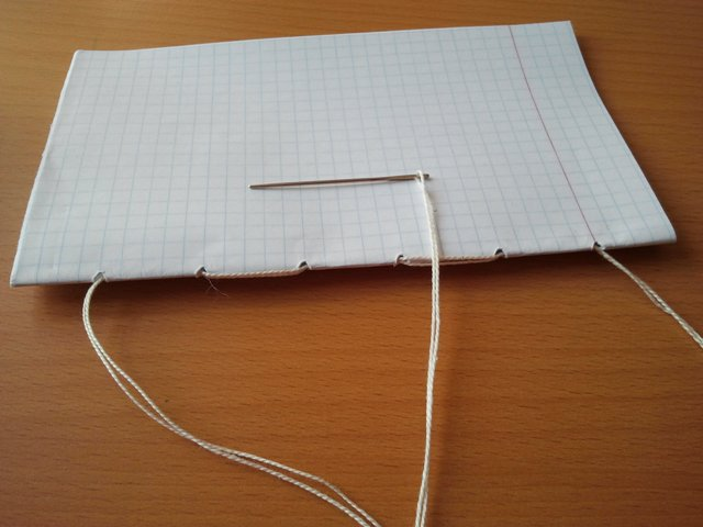 Как сшить дневник своими руками